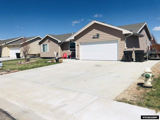 663 Arrowhead Trail, Evansville, WY 82636 (MLS #20192428) :: RE/MAX The Group