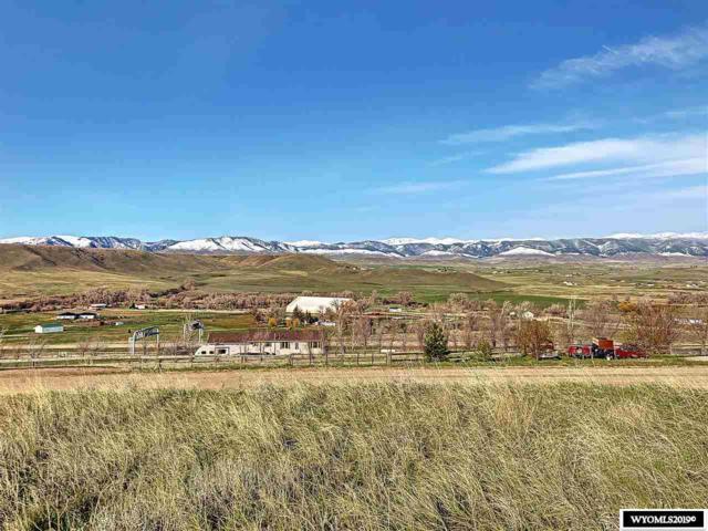Lot 1 Camino Vista Montana, Buffalo, WY 82834 (MLS #20192444) :: RE/MAX The Group