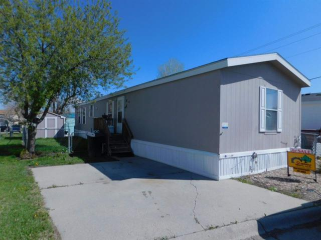 350 N Forest #45 Drive, Casper, WY 82609 (MLS #20192471) :: RE/MAX The Group