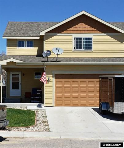1420 Meadow Lane, Douglas, WY 82633 (MLS #20192485) :: RE/MAX The Group