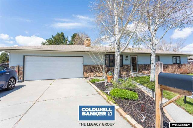 3894 Placid, Casper, WY 82604 (MLS #20192487) :: Real Estate Leaders