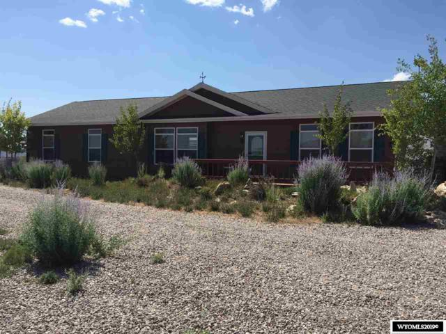 25 Red Cliff Rd, Lander, WY 82520 (MLS #20192488) :: RE/MAX The Group