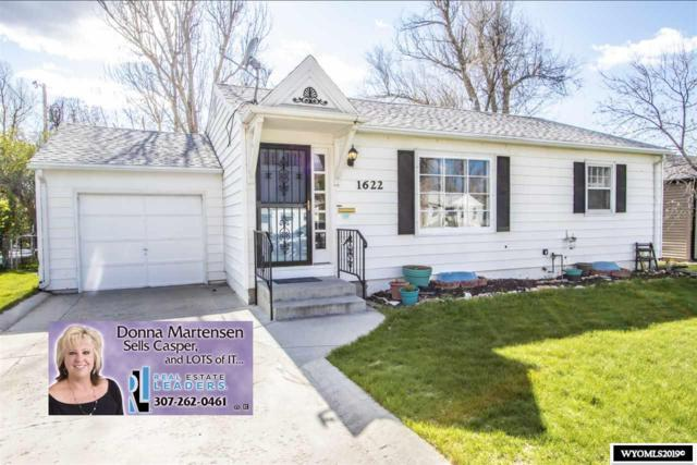 1622 Westridge Place, Casper, WY 82604 (MLS #20192489) :: RE/MAX The Group