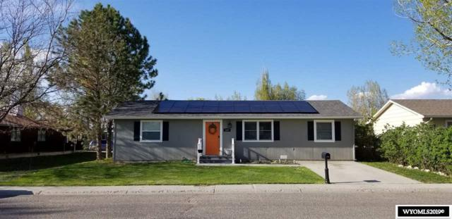 1907 Sage Crossing Avenue, Worland, WY 82401 (MLS #20192500) :: RE/MAX The Group