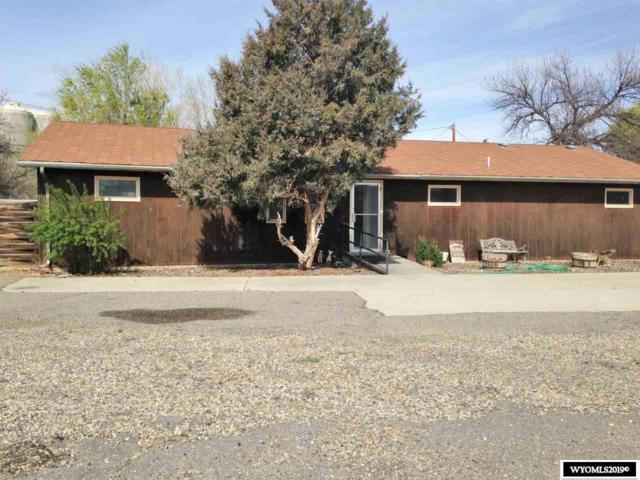 320 1/2 Howell Avenue, Worland, WY 82401 (MLS #20192508) :: RE/MAX The Group