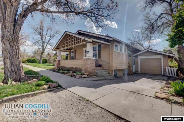 416 S Lincoln, Casper, WY 82601 (MLS #20192511) :: Real Estate Leaders