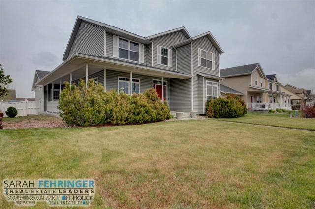 4438 E 21st Street, Casper, WY 82609 (MLS #20192534) :: Real Estate Leaders