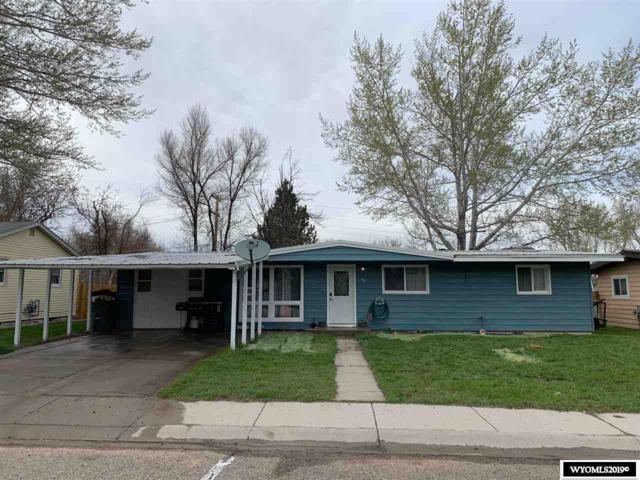 90 Mesa Verde Drive, Glenrock, WY 82637 (MLS #20192542) :: Real Estate Leaders