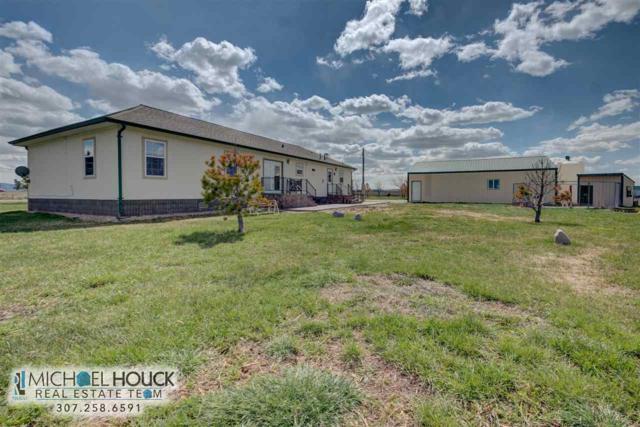 5915 33 Mile Road, Casper, WY 82604 (MLS #20192543) :: Real Estate Leaders