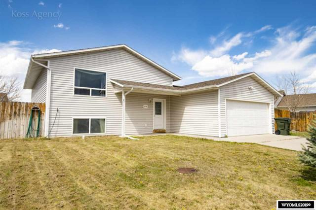 212 Bow Street, Douglas, WY 82633 (MLS #20192547) :: RE/MAX The Group