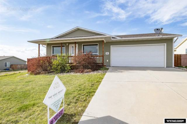 606 Olds Drive, Douglas, WY 82633 (MLS #20192548) :: RE/MAX The Group