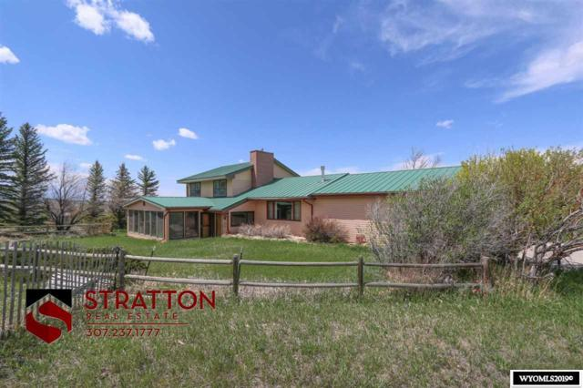 5483 Coates Road, Casper, WY 82604 (MLS #20192560) :: RE/MAX The Group