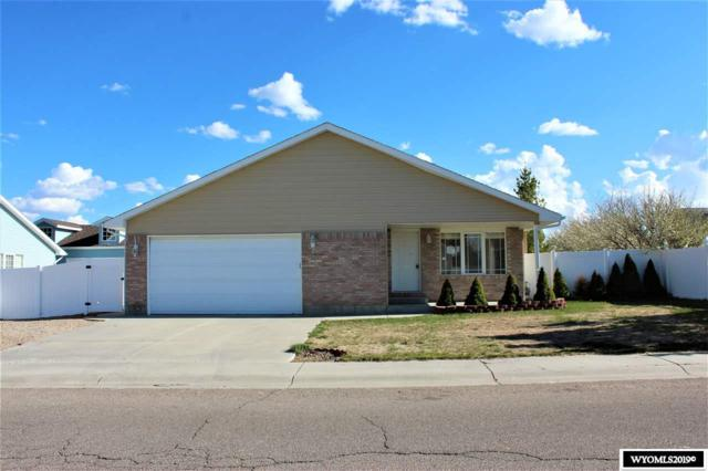 2616 Cache Valley, Rock Springs, WY 82901 (MLS #20192583) :: RE/MAX The Group