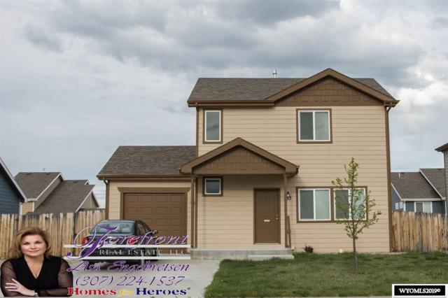 833 Fulton Street, Mills, WY 82644 (MLS #20192595) :: RE/MAX The Group
