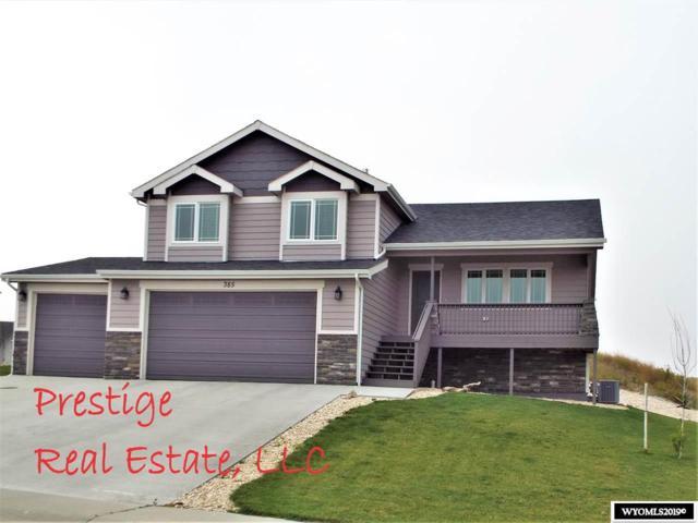 385 Miller Road, Glenrock, WY 82637 (MLS #20192597) :: Lisa Burridge & Associates Real Estate