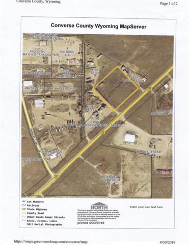221 St Hwy 59 Highway, Douglas, WY 82633 (MLS #20192631) :: RE/MAX The Group
