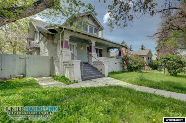 834 S Durbin, Casper, WY 82601 (MLS #20192640) :: RE/MAX The Group