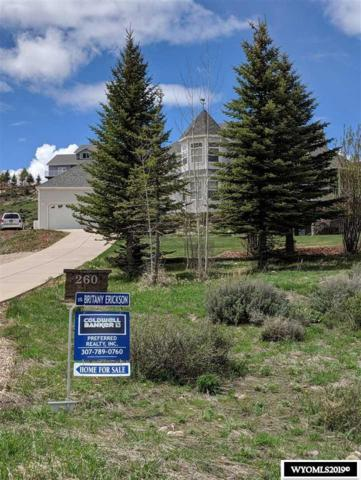 260 Darby Lane, Evanston, WY 82930 (MLS #20192644) :: RE/MAX The Group