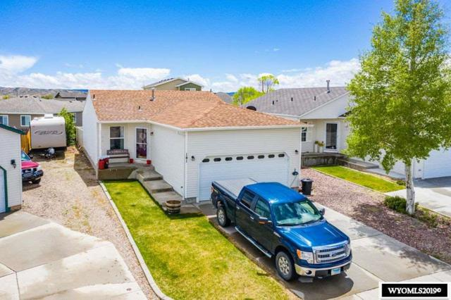 141 Magnolia Circle, Rock Springs, WY 82901 (MLS #20192649) :: RE/MAX The Group