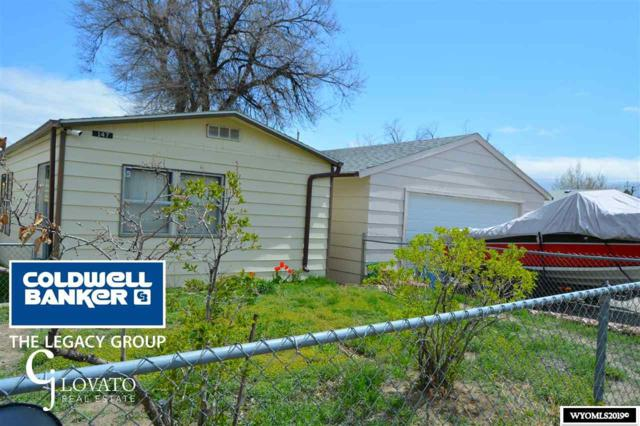 147 S 4th Street, Mills, WY 82604 (MLS #20192668) :: RE/MAX The Group