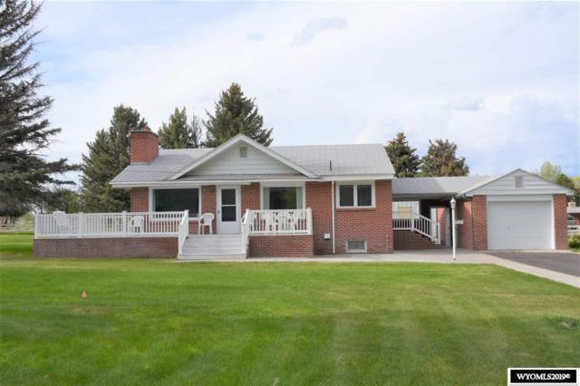 2240 W Park Avenue, Riverton, WY 82501 (MLS #20192673) :: Lisa Burridge & Associates Real Estate
