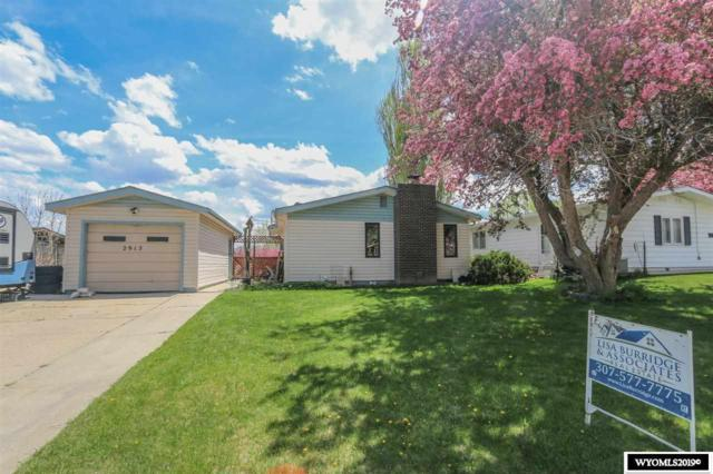 2915 Belmont Road, Casper, WY 82604 (MLS #20192683) :: Lisa Burridge & Associates Real Estate
