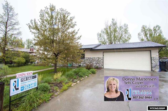 201 Indian Paintbrush, Casper, WY 82604 (MLS #20192689) :: RE/MAX The Group