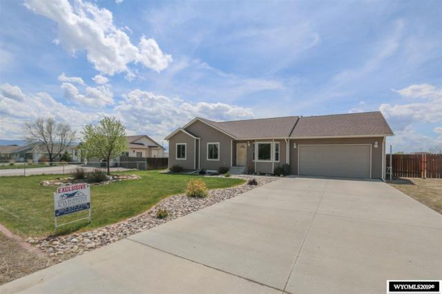 4474 Antelope Drive, Bar Nunn, WY 82601 (MLS #20192697) :: RE/MAX The Group