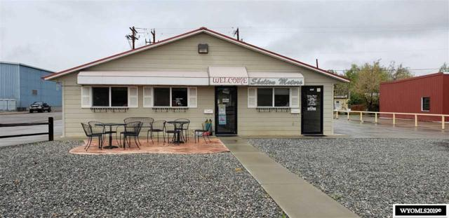 405 N 10th Street, Worland, WY 82401 (MLS #20192709) :: RE/MAX The Group