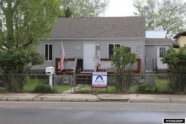 301 S 5th Street, Thermopolis, WY 82443 (MLS #20192714) :: RE/MAX The Group