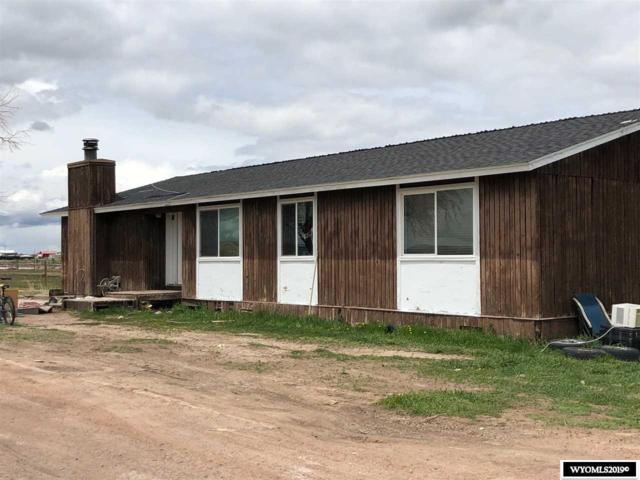 4472 & 4194 State Highway 414 E, Mountain View, WY 82939 (MLS #20192716) :: Real Estate Leaders
