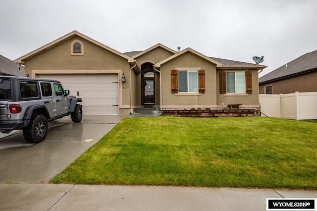 3301 Homestead Avenue, Rock Springs, WY 82901 (MLS #20192719) :: Lisa Burridge & Associates Real Estate