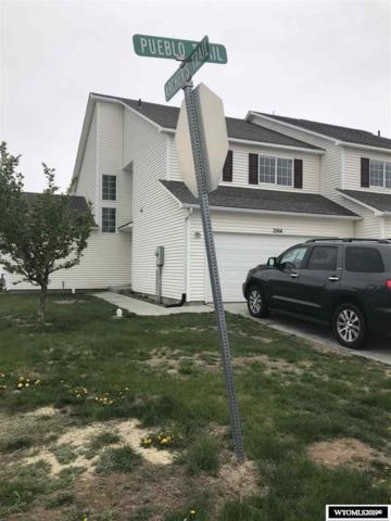 2504 Pueblo Trail Drive, Rock Springs, WY 82901 (MLS #20192721) :: Real Estate Leaders