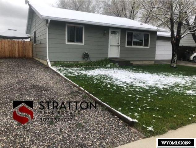 206 Texas Trail, Glenrock, WY 82637 (MLS #20192722) :: RE/MAX The Group