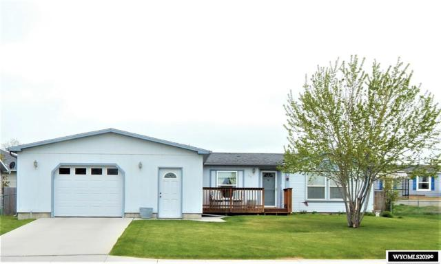 230 La Prele Drive, Douglas, WY 82633 (MLS #20192723) :: RE/MAX The Group