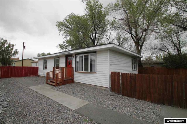 511 California Street, Shoshoni, WY 82649 (MLS #20192728) :: Lisa Burridge & Associates Real Estate