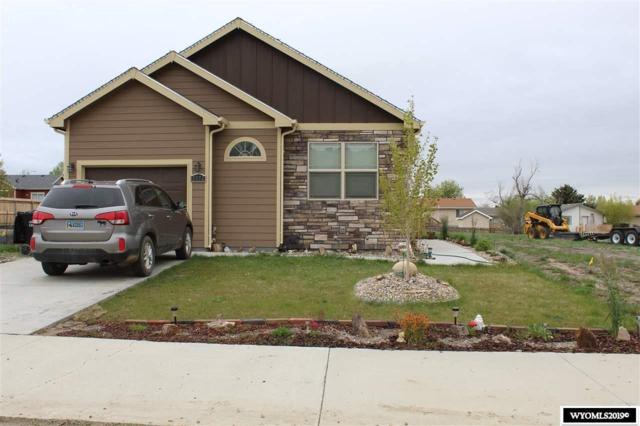 2972 Central Drive, Casper, WY 82604 (MLS #20192729) :: RE/MAX The Group