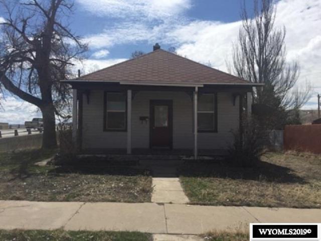 602 W Cedar Street, Rawlins, WY 82301 (MLS #20192740) :: Lisa Burridge & Associates Real Estate