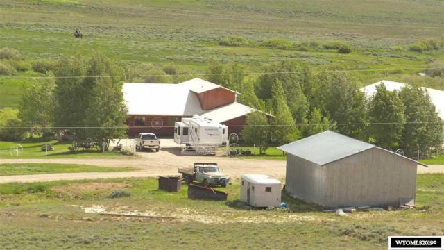 10 Corral Creek Road, Kemmerer, WY 83101 (MLS #20192756) :: Lisa Burridge & Associates Real Estate