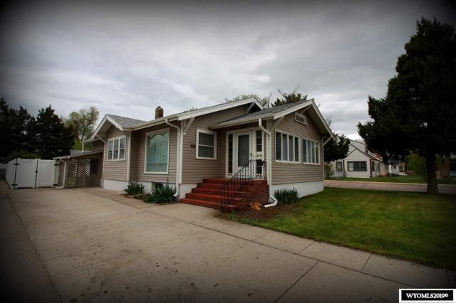 2442 Main Street, Torrington, WY 82240 (MLS #20192758) :: Lisa Burridge & Associates Real Estate