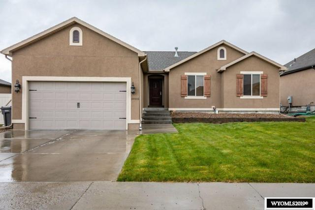 3408 Brickyard Ave., Rock Springs, WY 82901 (MLS #20192760) :: Lisa Burridge & Associates Real Estate