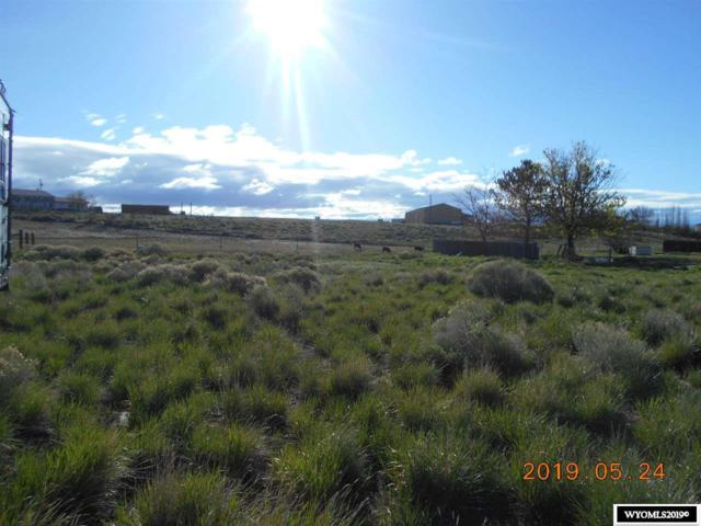 2523 Inverness Boulevard, Rawlins, WY 82301 (MLS #20192764) :: Real Estate Leaders
