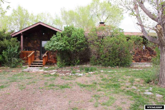 305 Buffalo Creek Road, Thermopolis, WY 82443 (MLS #20192767) :: RE/MAX The Group