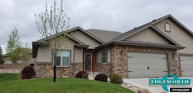1740 Blue Spruce Drive, Casper, WY 82609 (MLS #20192770) :: RE/MAX The Group