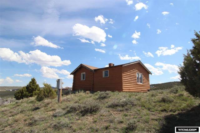 39 Deer Run, Lander, WY 82520 (MLS #20192771) :: RE/MAX The Group