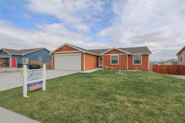 789 Badger Lane, Mills, WY 82644 (MLS #20192787) :: Lisa Burridge & Associates Real Estate