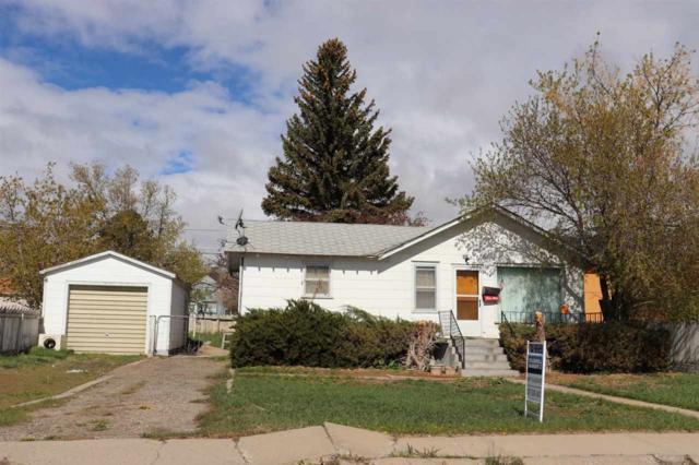 404 11th, Rawlins, WY 82301 (MLS #20192790) :: Lisa Burridge & Associates Real Estate
