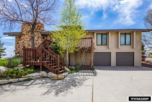 1229 Crown Point Way, Rock Springs, WY 82901 (MLS #20192810) :: RE/MAX The Group