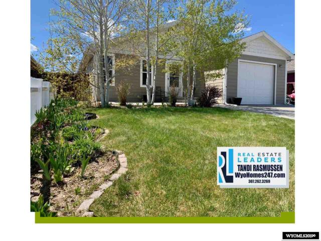 670 Pony Express Trail, Evansville, WY 82636 (MLS #20192849) :: RE/MAX The Group