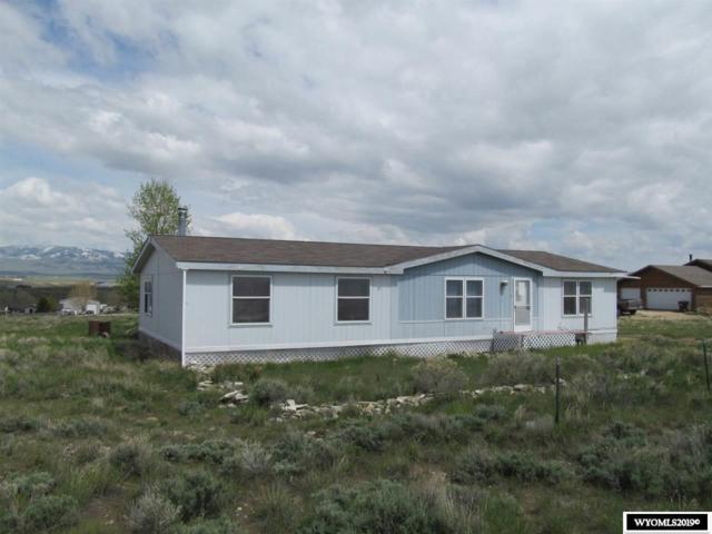 41 County Road 307, Saratoga, WY 82331 (MLS #20192873) :: Lisa Burridge & Associates Real Estate